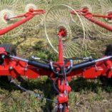 Грабли-ворошилки колесные ГВВ-6М (6 метров) 2