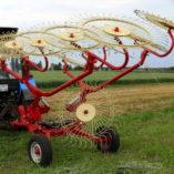 Грабли-ворошилки колесные ГВВ-6М (6 метров)7