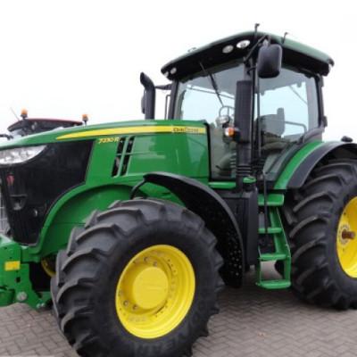 Тракторы JOHN DEERE
